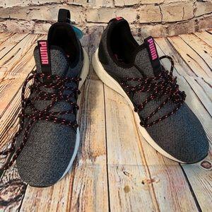 puma soft foam sneakers never  worn